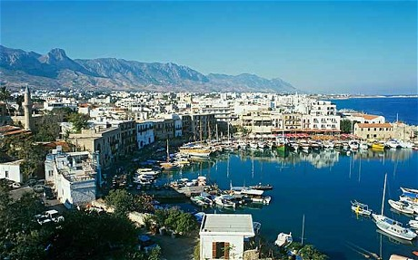 Dario Owen in Cyprus