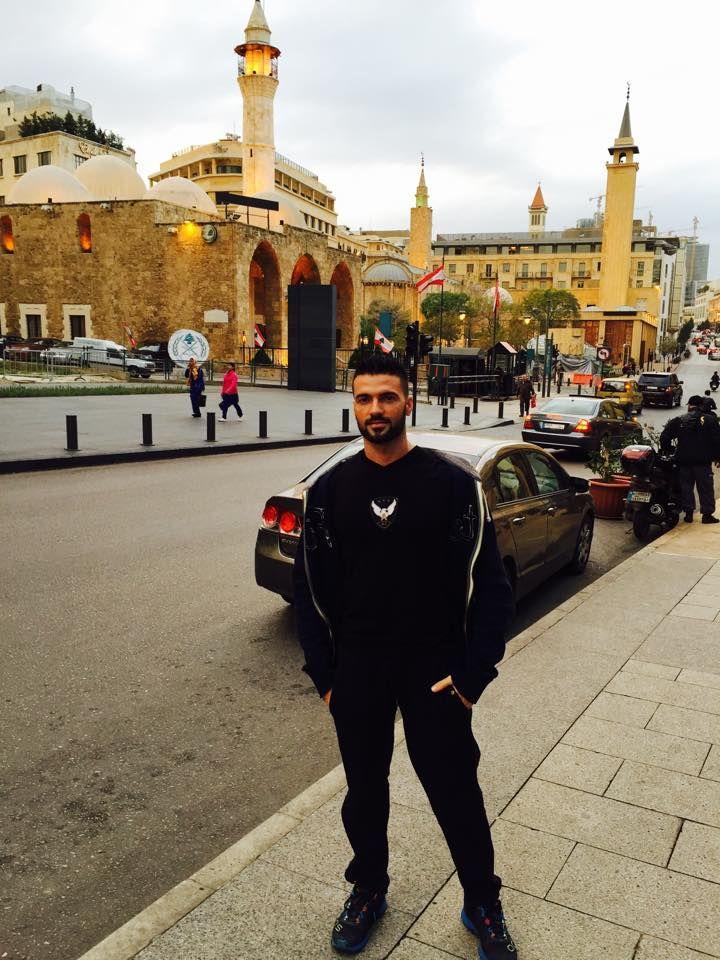 Dario Owen in Beirut