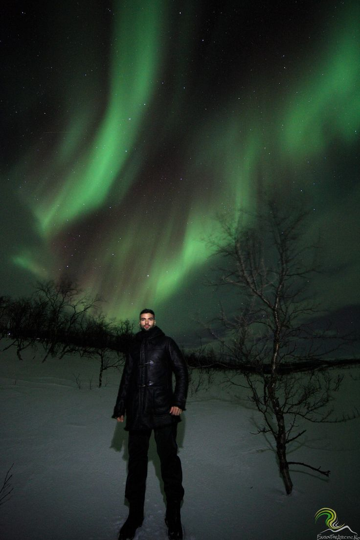 "DARIO OWEN ""EXPEDITION"" NORTHERN LIGHTS"