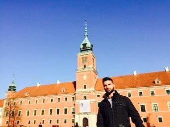 DARIO OWEN in Warsaw (photographs)