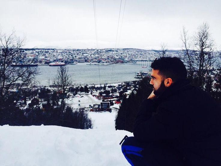Dario Owen in Norway (Photographs)