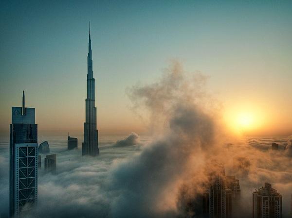 DARIO OWEN in DUBAI