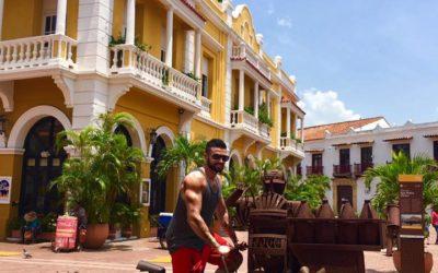 Dario Owen in Colombia