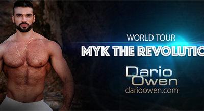 D.O. presents MYK THE REVOLUTION WORLD TOUR