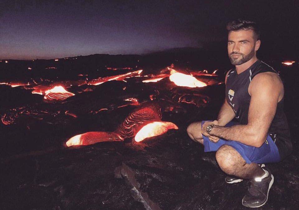 Dario Owen in Hawaii