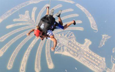 DARIO OWEN IN SKYDIVE DUBAI: NEW PICTURES