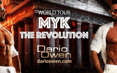 Dario Owen WORLD TOUR Middle East – AUSTRALIA