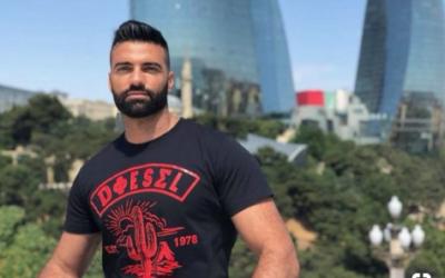 Dario Owen in Baku