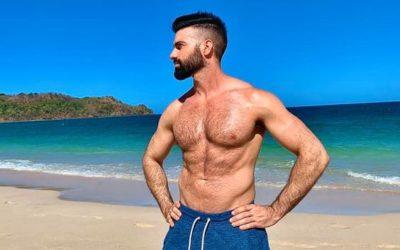Dario Owen in Costa Rica